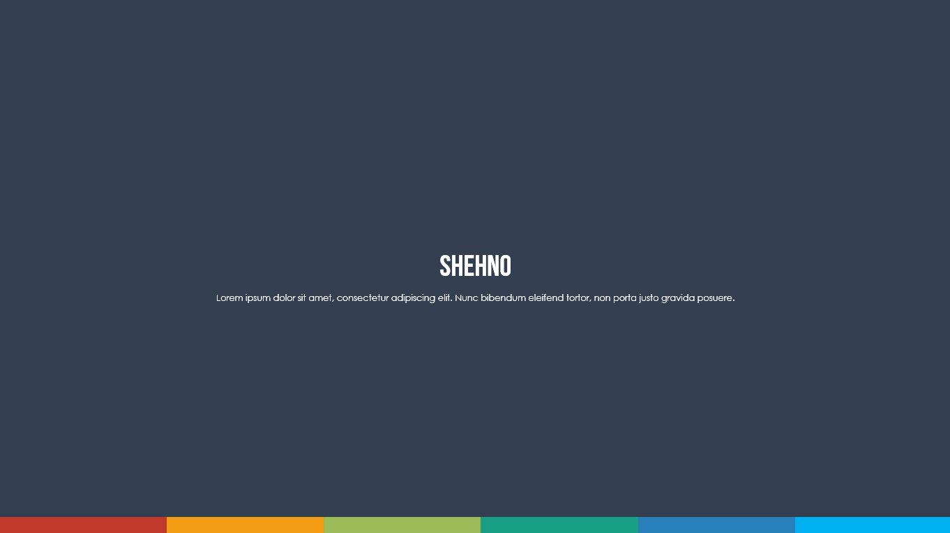 Shehno Keynote Presentation Template Graphicriver