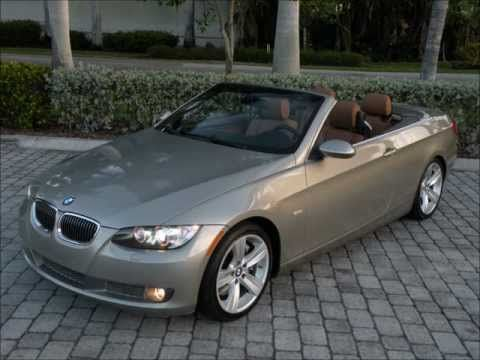 Auto Haus Of Fort Myers Is Offering This 2007 Bmw 335i Hardtop Convertible With Only 40k Miles For 26 900 Equipped With A Platinum Bronz Bmw 300hp Fort Myers