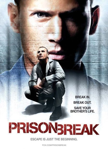 Burning series prison break