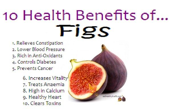 what are the uses of fig fruit