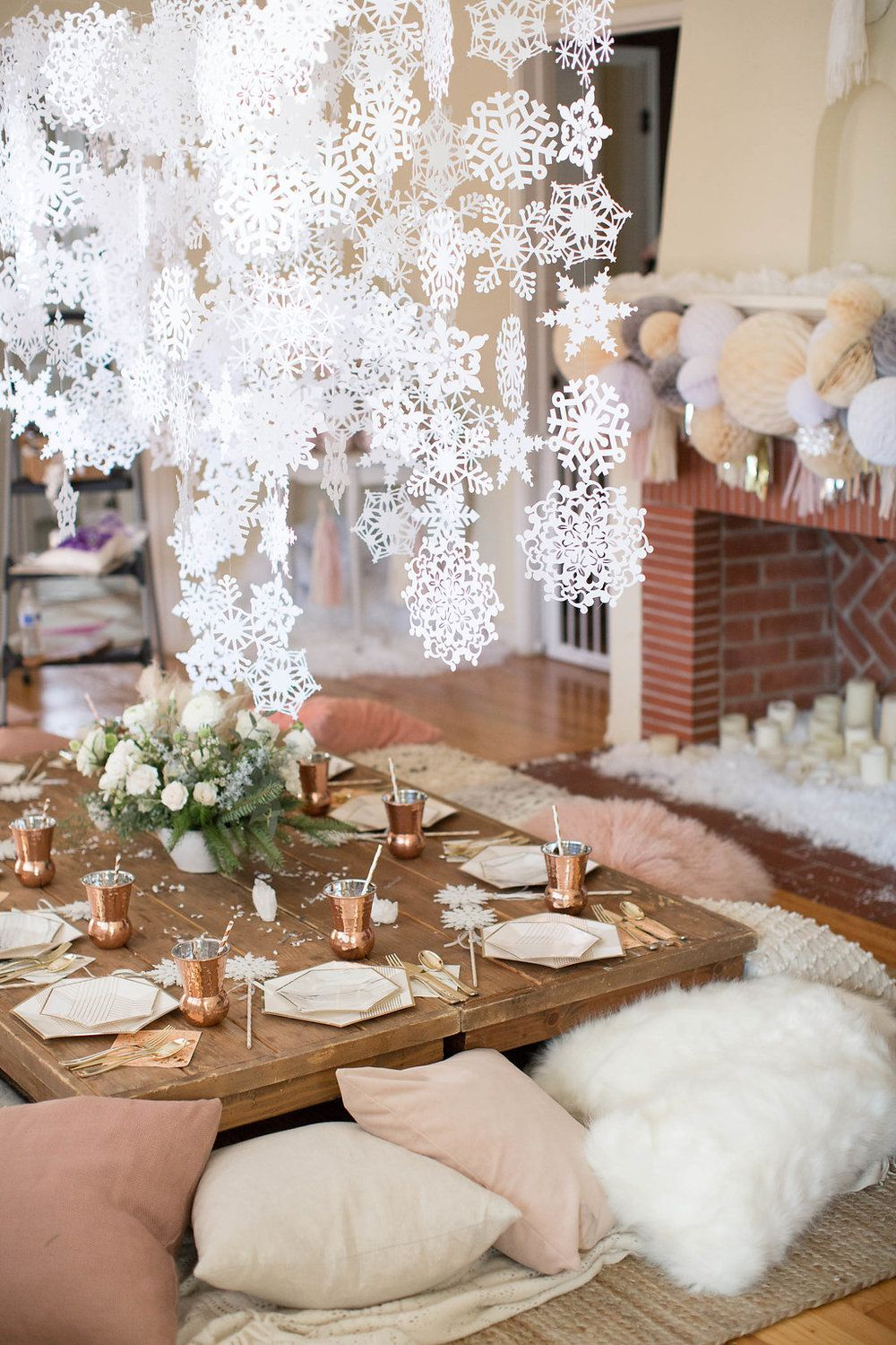 Photo of Winter Wonderland: A Party to Warm Your Heart | @DeetsandThings — mini style