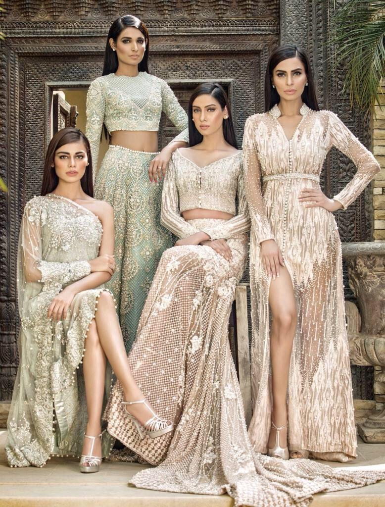 faraz manan 2015 spring bridal collection indian pakistani moroccan clothes pinterest. Black Bedroom Furniture Sets. Home Design Ideas