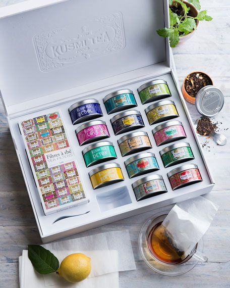 Gourmet Tea Collection Gift Set | Great Gift Ideas | Pinterest | Teas