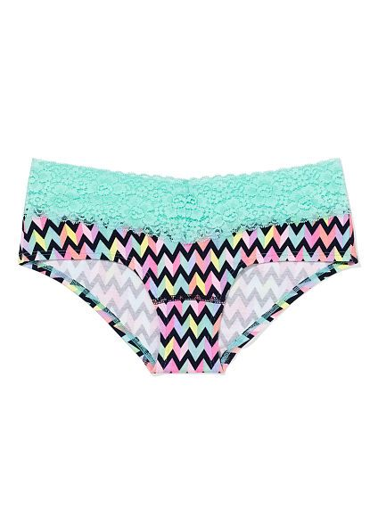 ahorrar 2e7b9 6fedd Lace Trim Hipster Panty | Style - Intimates... in 2019 ...