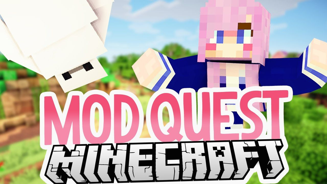 A New Friend | Mod Quest Custom Adventure | Ep  1