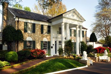 elvis presley s graceland named world s best music attraction in usa rh pinterest com