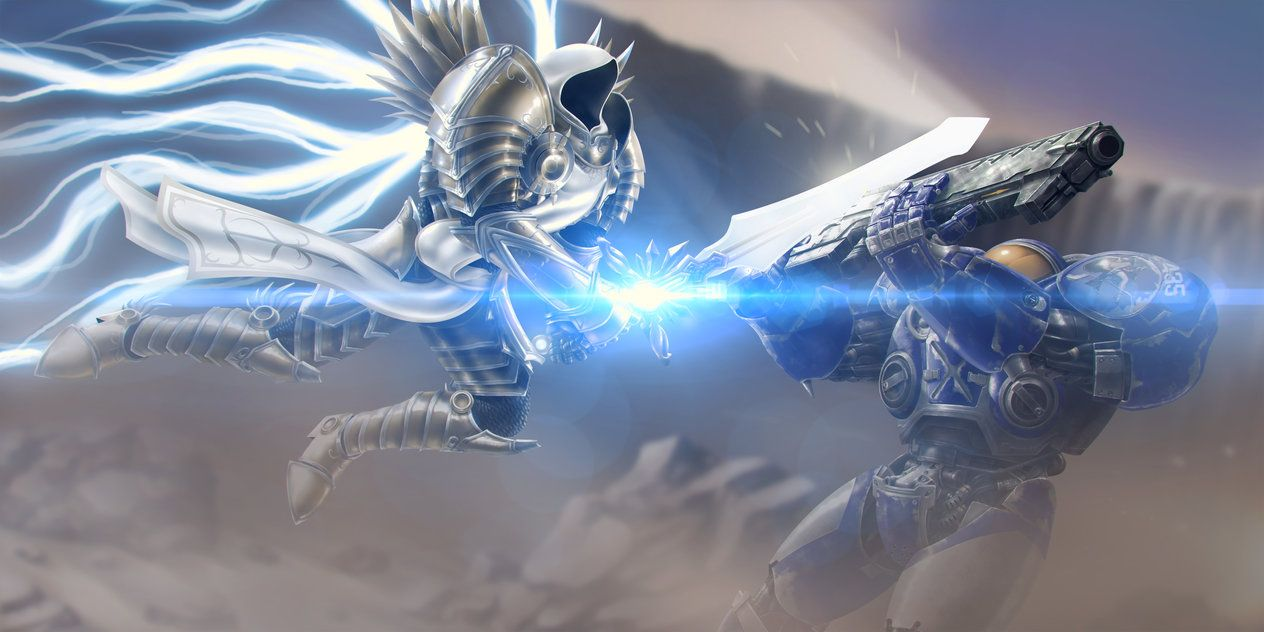 Heroes Of The Storm Tyrael Vs Tychus Heroes Of The Storm Storm Wallpaper Wallpaper This list of matchups for tyrael is generated from votes submitted by the player community. heroes of the storm tyrael vs tychus