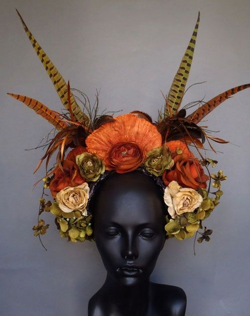 how to make a headdress frame   Framess.co