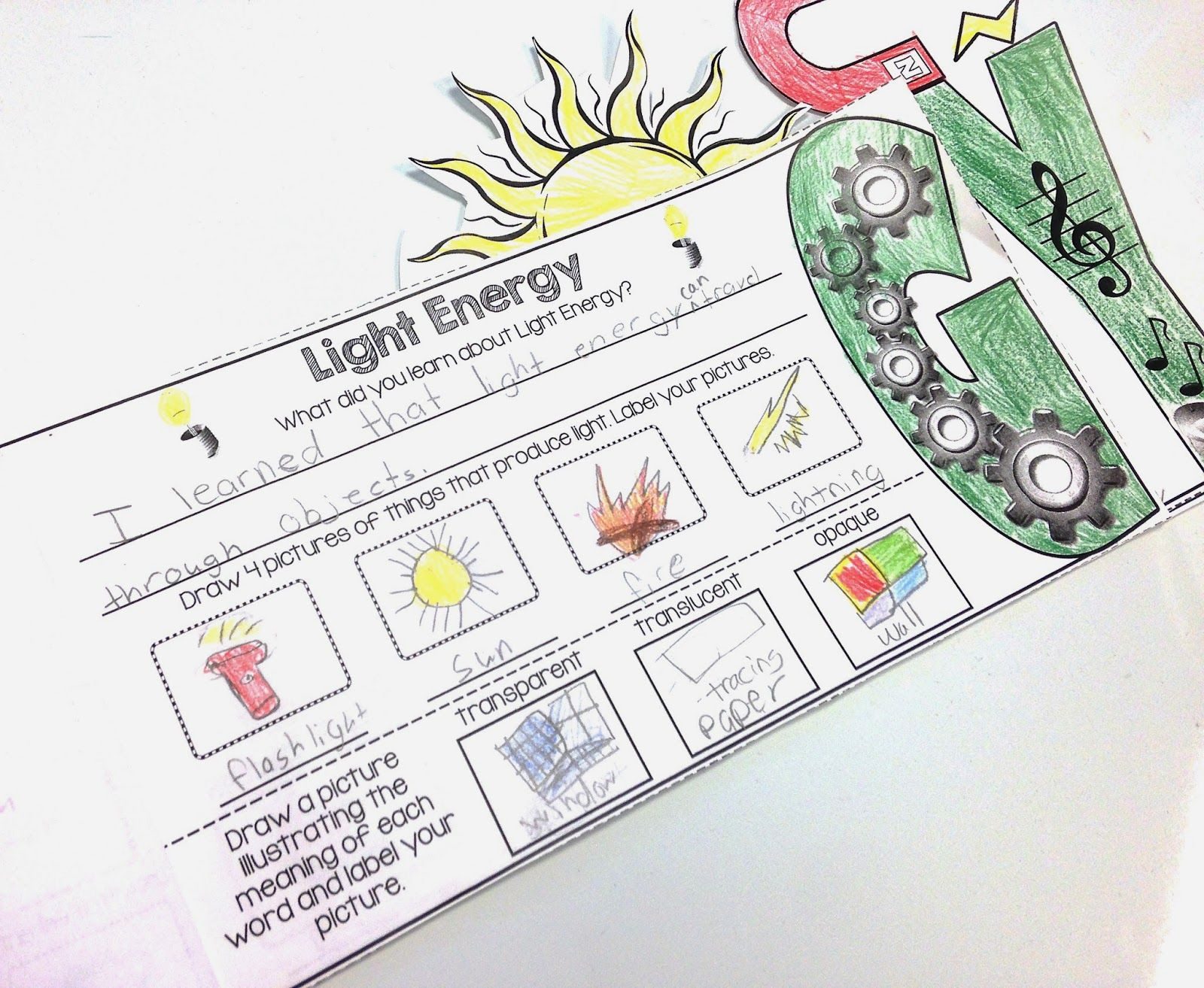 Forms Of Energy Amp A Freebie