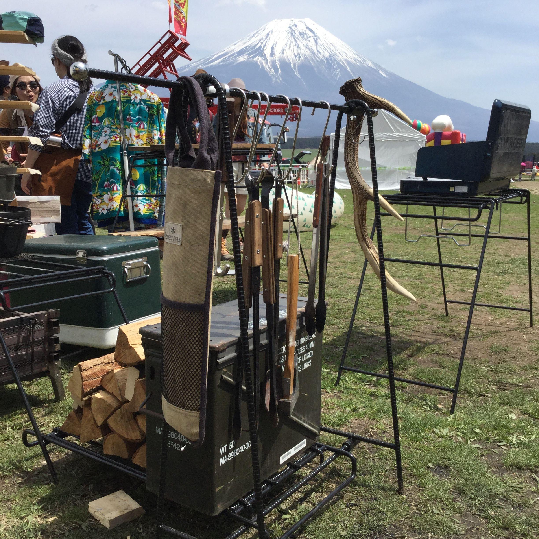 楽天市場 キャンプスミス Camp Smith Takemasa 火の番人 耐熱塗装