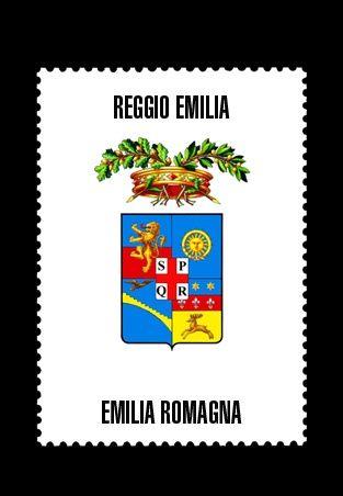 Reggio Emilia: Italia • Regione Emilia Romagna • Provincia ...