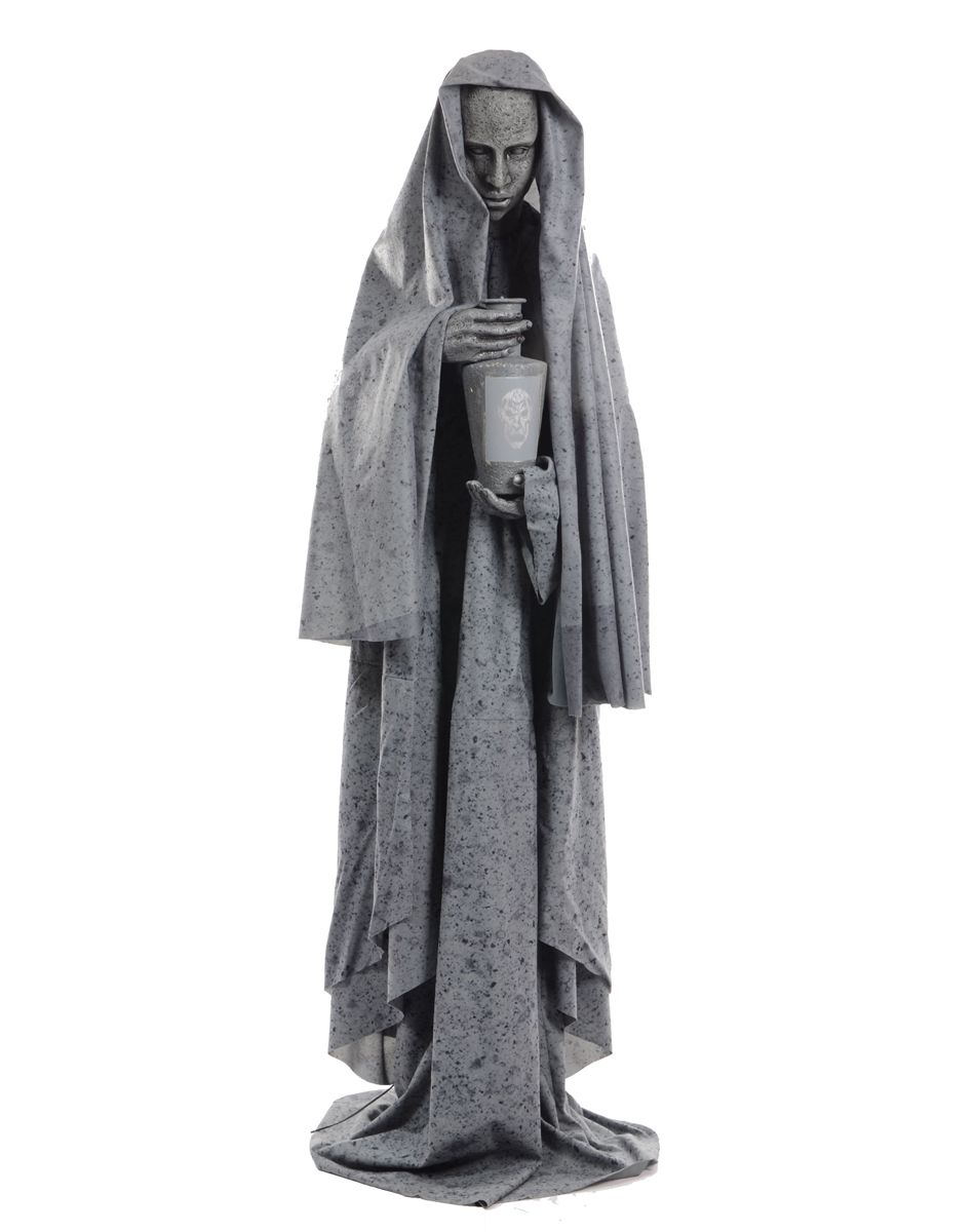 So awesome!!!! -- Untimely Death Statue – Spirit Halloween | Evil ...