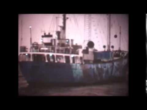 A last Trip to the Offshore Stations *** Scheveningen Summer 1974***