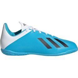 Photo of Adidas Kinder Fußballschuhe X 19.4 In, Größe 31 in Türkis/Weiß/Schwarz, Größe 31 in Türkis/Weiß/Schw