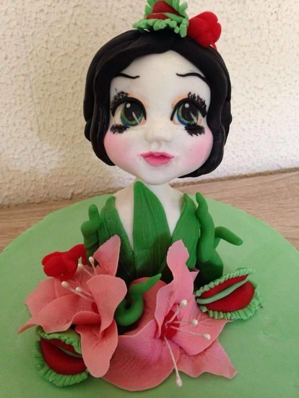 My Molly - Cake by Petra