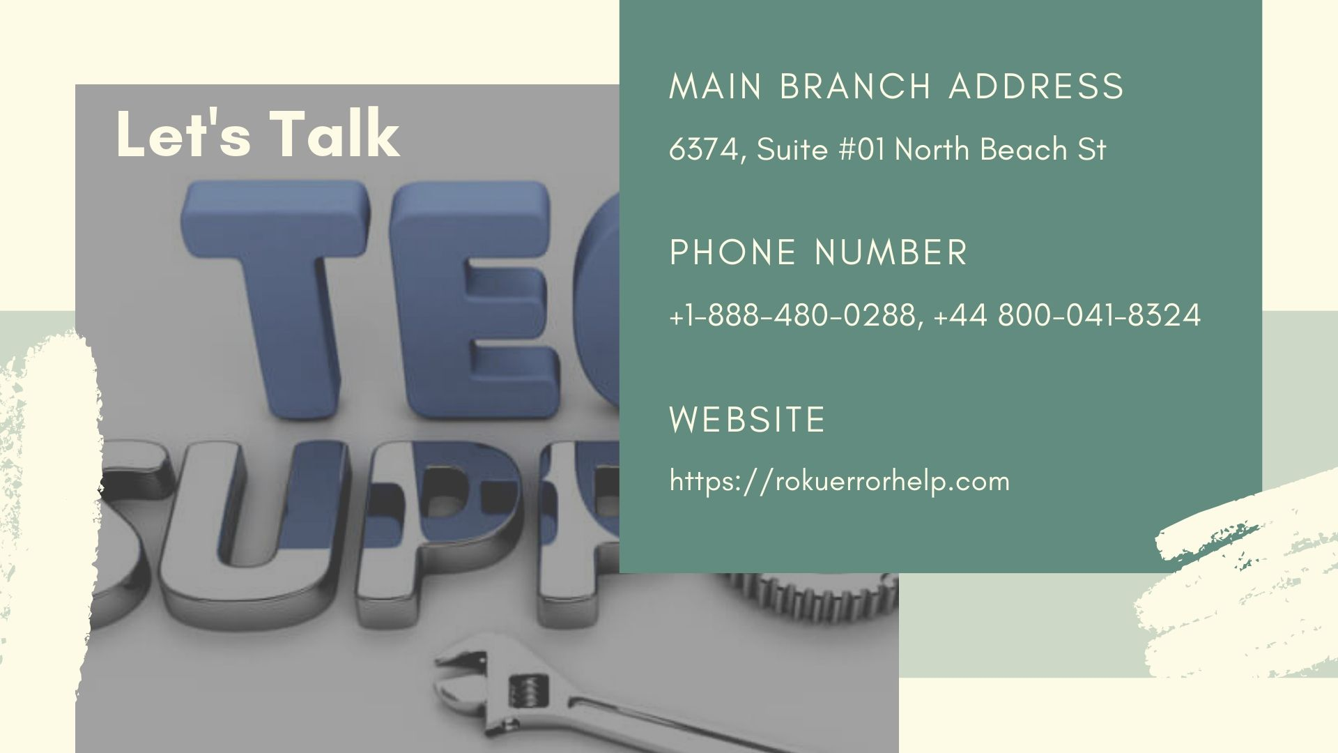 Facing Roku error codes? Don't fret Roku Helpline are