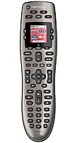Logitech Harmony 650 815 000060 Remote For Dvd Blu Ray Tv