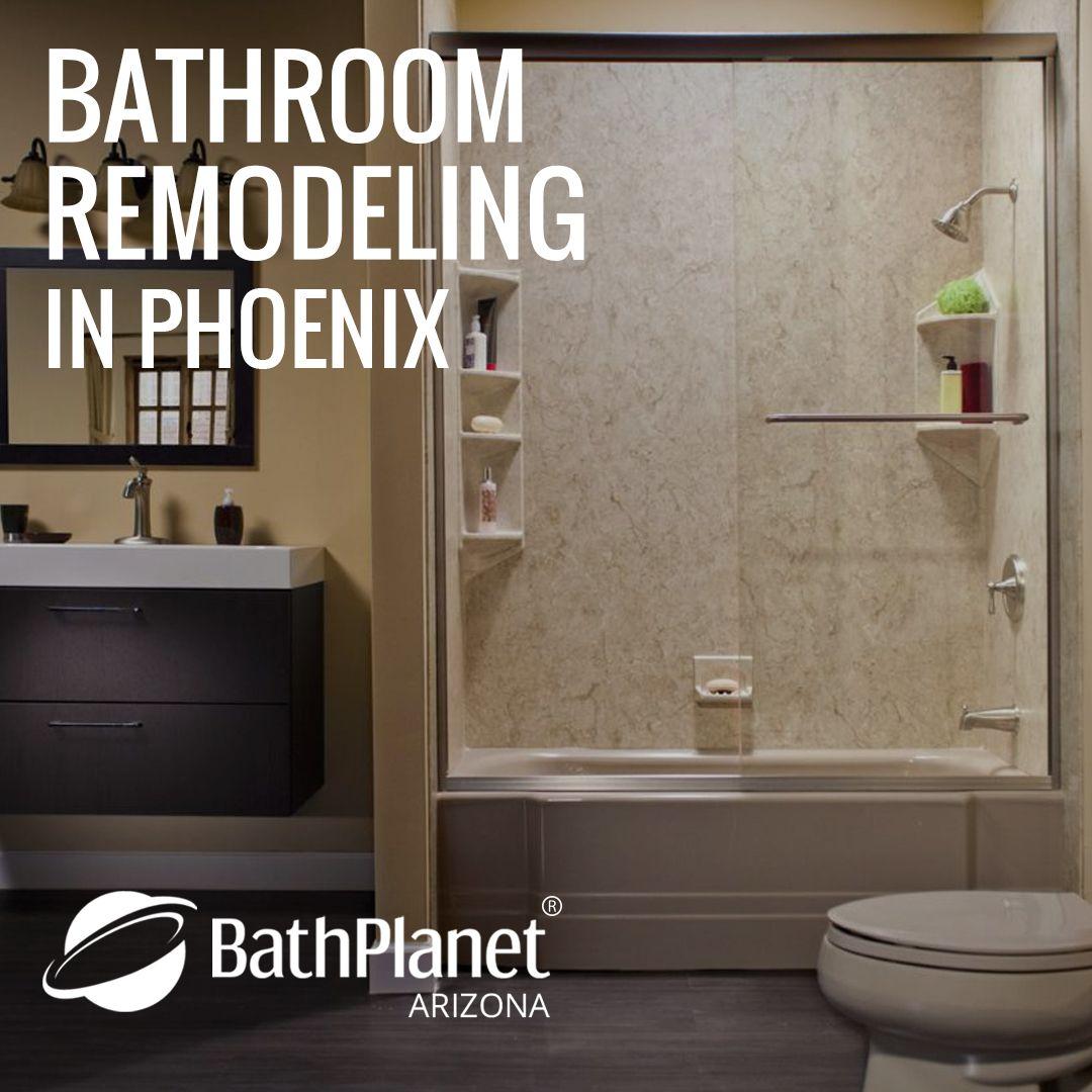 Bath Planet Arizona Has Over Three Decades Of Bathroom Remodeling