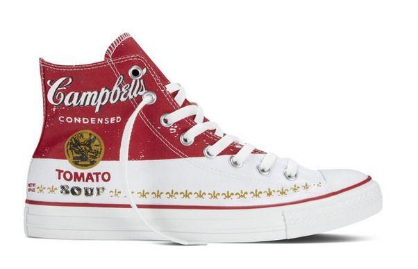 Converse acaba de lançar uma coleção do artista pop mais adorado de todos os  tempos, Andy Warhol. Veja todos os modelos da All Star Andy Warhol  Collection! 779149276a