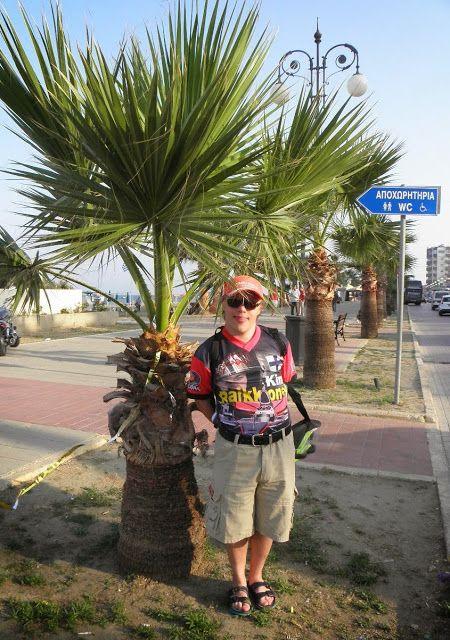 lyhyt matka luonto: Kypros larnaka