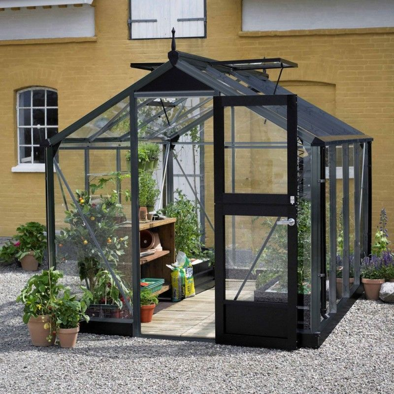 Serre De Jardin In 2020 Greenhouse Plans Home Greenhouse Polycarbonate Greenhouse