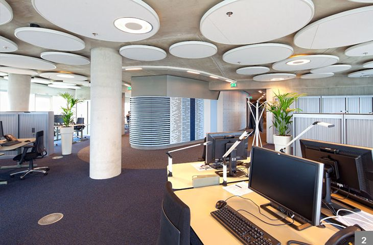 Open office lighting google search