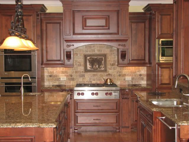 Kitchen backsplash but will i still love you in the for Morning kitchen ideas