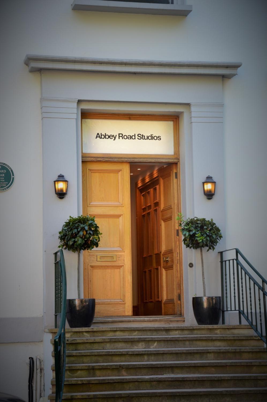 Abbey Road Studios (The Beatles recording studio) London
