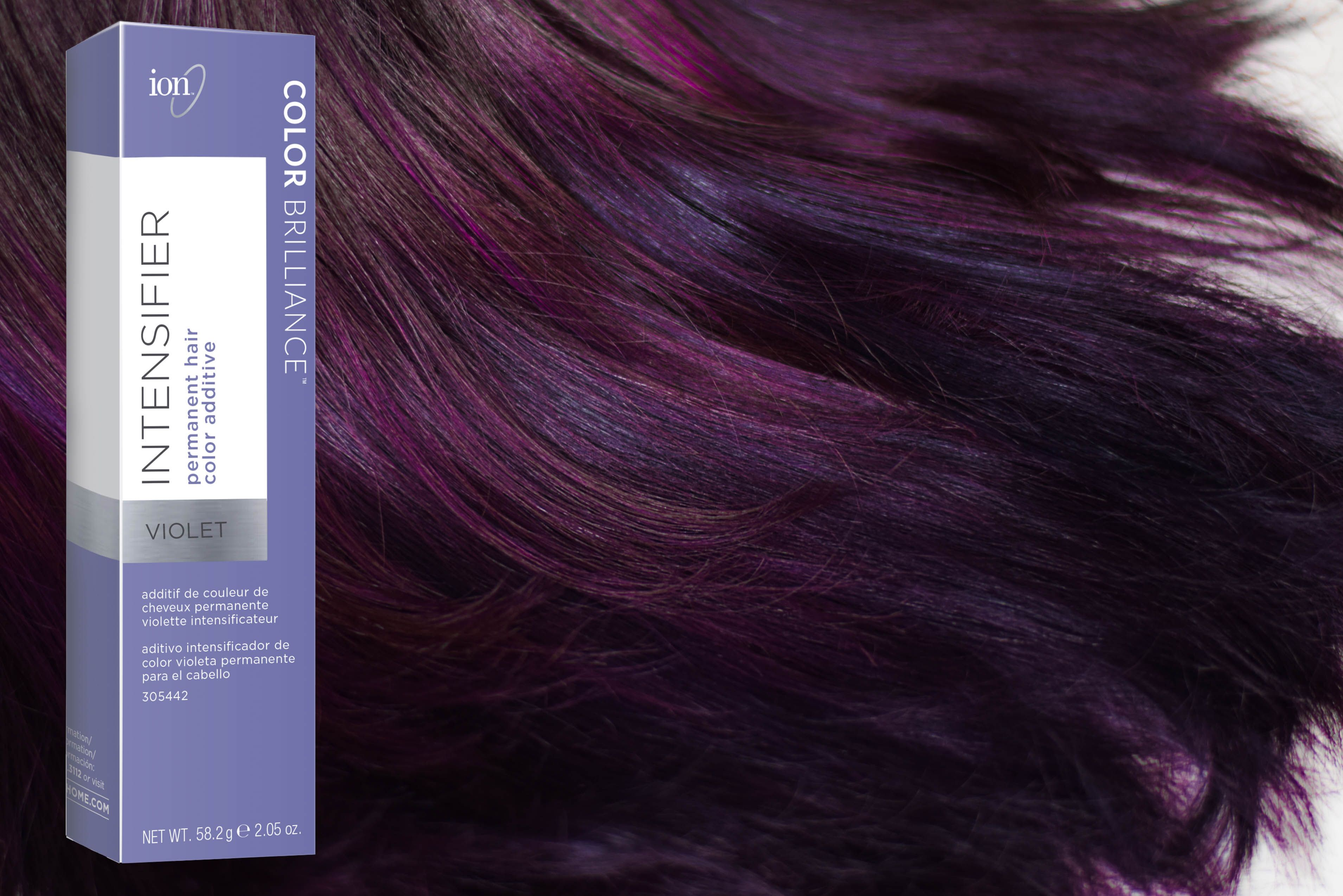 When You Re Looking To Make A Splash With Bright Beautiful Color A Hair Color Intensifier Can Make All The Differe Hair Color Plum Hair Color Ion Hair Colors