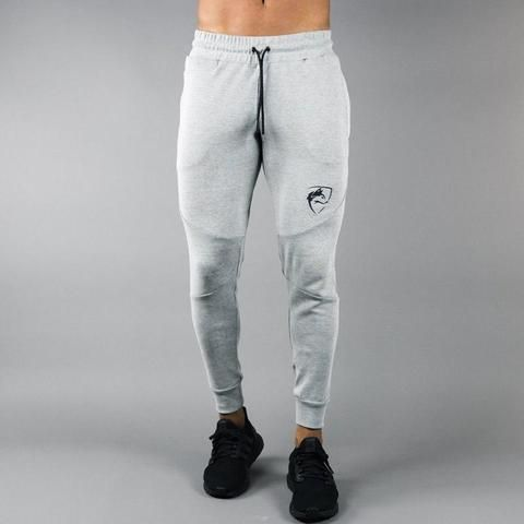 Men Autumn Winter gyms Fitness Sweatpants Pant Joggers workout Sportswear  Casual cotton Brand Silm trousers Pencil 843c30f7993