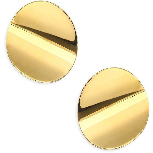 Kate Spade New York Gold Standard Statement Studs 48 liked on