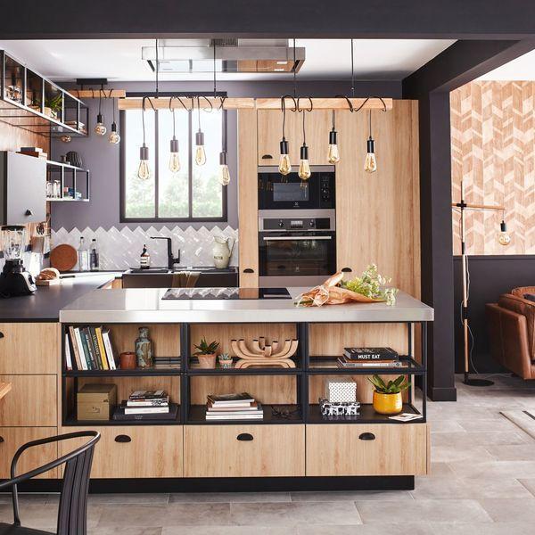 Leroy Merlin Delinia Id Kitchen Delinia Kitchen Leroy Merlin In 2020 Kitchen Renovation Kitchen Furniture Kitchen Design