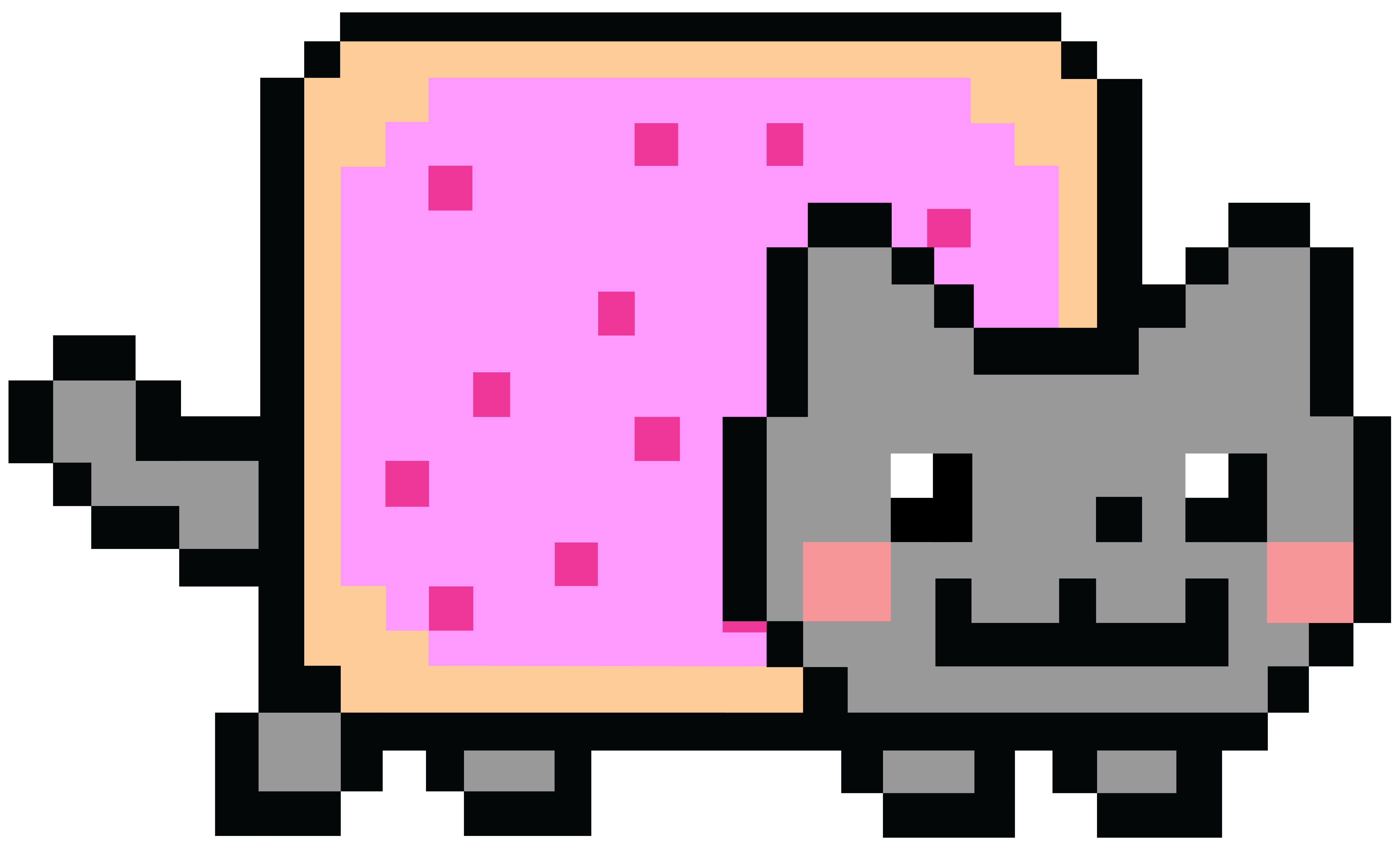 Nyan Cat Lost in Space - Free Online Game on