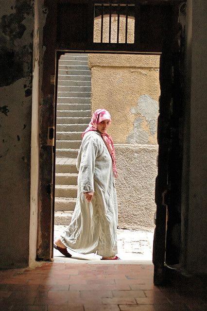 Modern hijab has replaced the traditional veil in Algeria