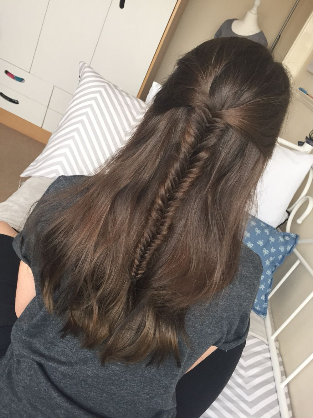 Really pretty hairstyle hair pinterest