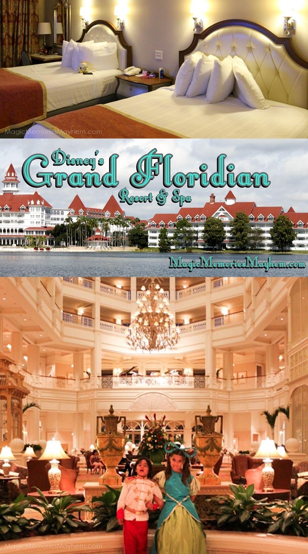 Disney S Grand Floridian Resort And Spa Grand Floridian Disney Disney Grand Floridian Resort Grand Floridian Resort