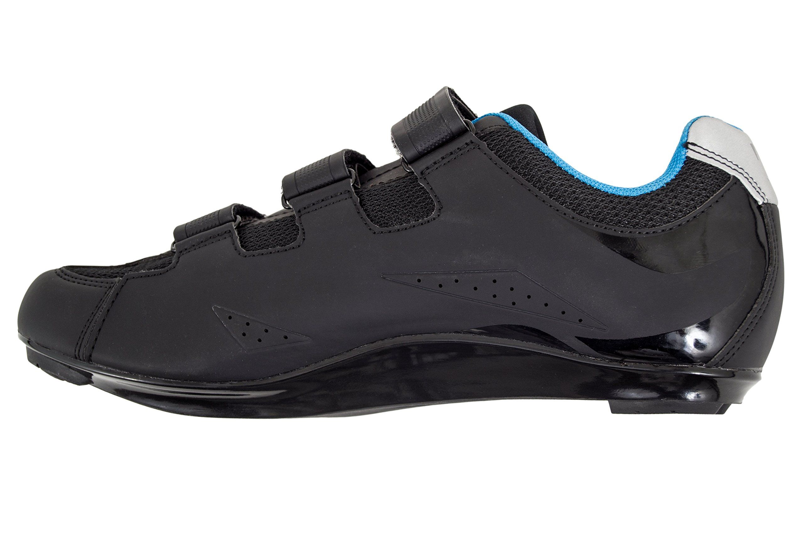 tommaso Pista Womens Road Bike Cycling Spin Shoe Dual Cleat Compatibility