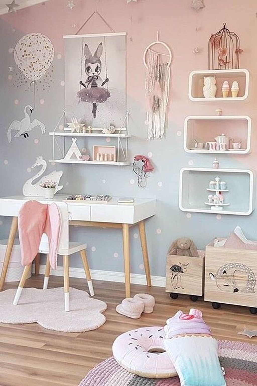 Awesome 50 Cozy Scandinavian Kids Rooms Designs Ideas More At Https Homishome Com 2018 12 17 50 Scandinavian Kids Rooms Kid Room Decor Kids Bedroom Designs