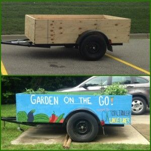 High Schoolers Take Matters Into Their Own Hands, Create Mobile Organic Garden to Teach Local Kids