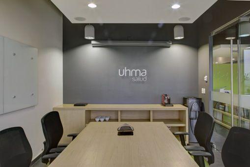 Proyector y sala de juntas h bitat uhmano pinterest for Programa de diseno de oficinas