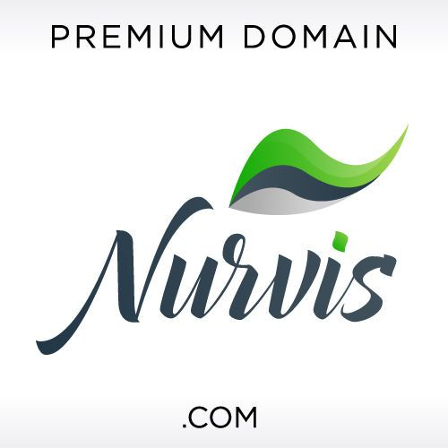 Nurvis .COM Domain Name for Sale Premium Brandable One Word GoDaddy ...