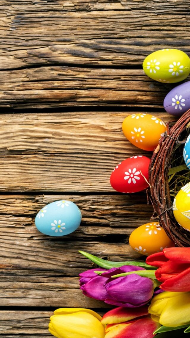 Wallpaper Iphone Holiday Easter In 2019 Easter Wallpaper
