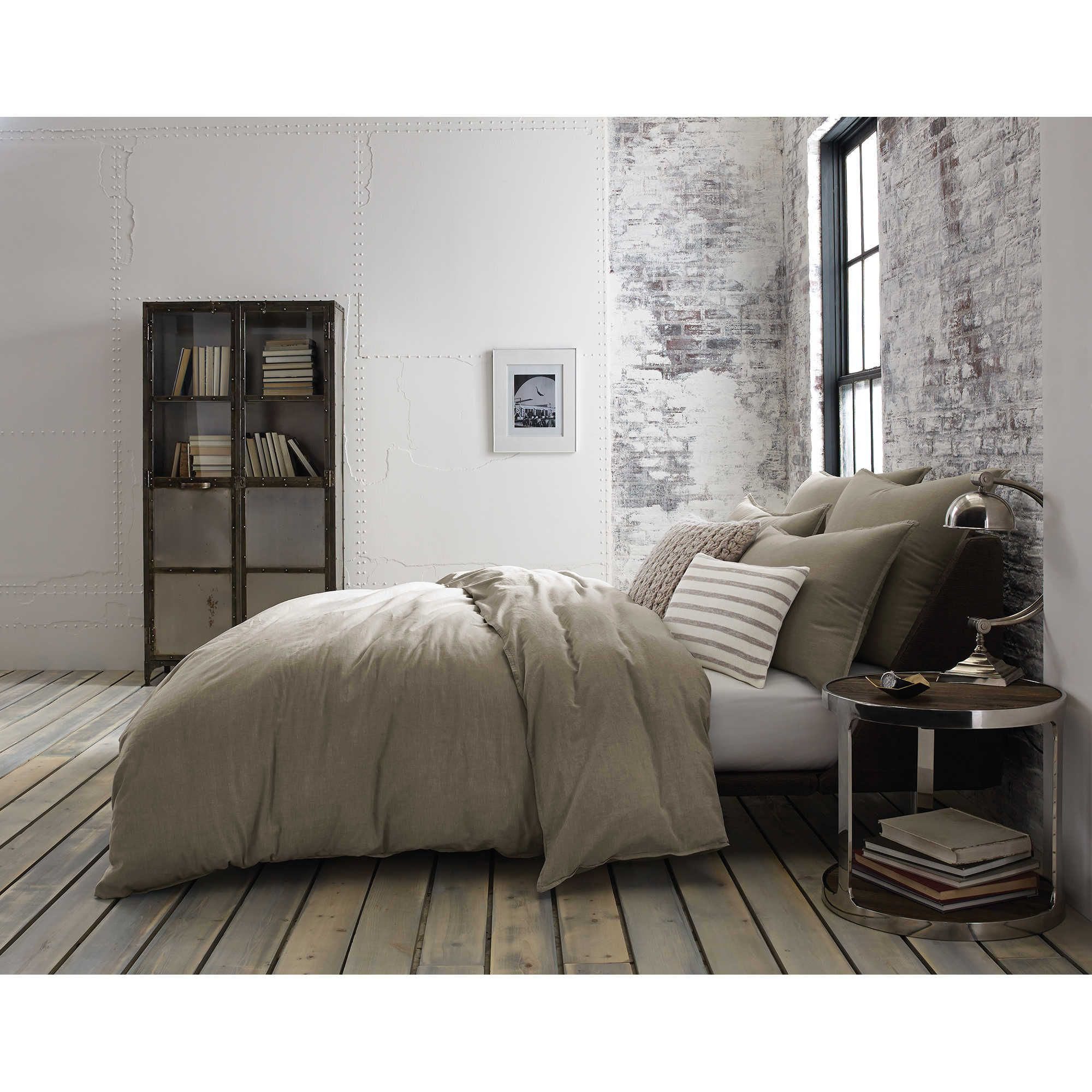 Kenneth Cole Mineral Yarn Dyed Duvet Cover Duvet Cover Master