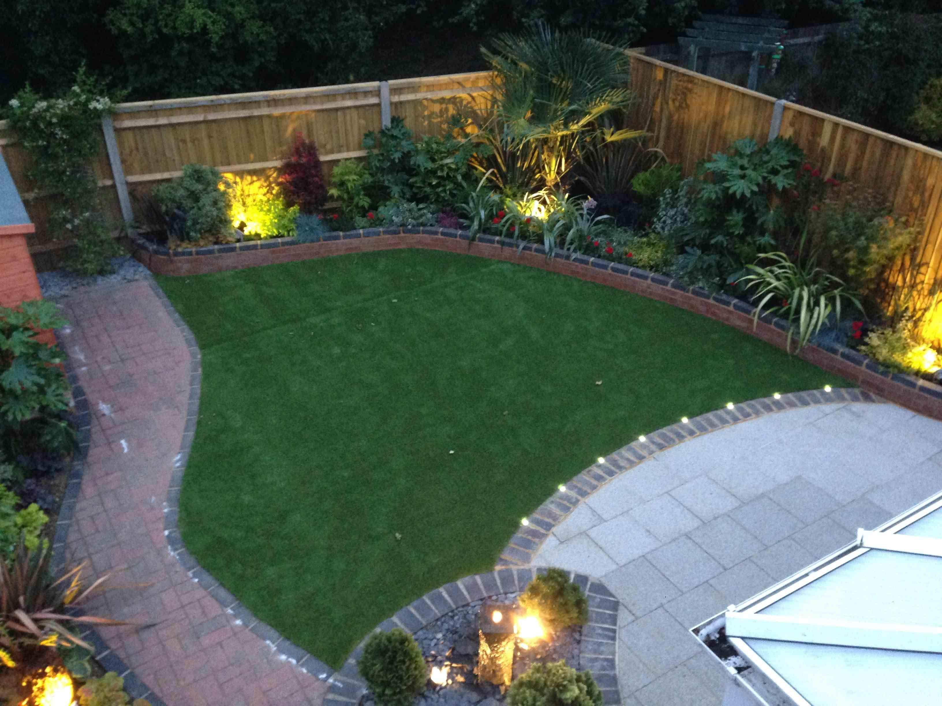 Landscaping New Uk Garden