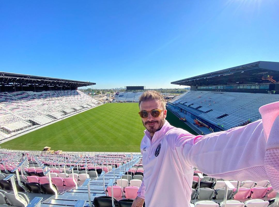 Account Suspended In 2020 David Beckham Beckham Football Club