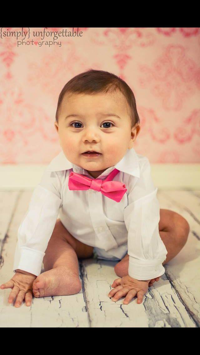 Baby boy valentines pic