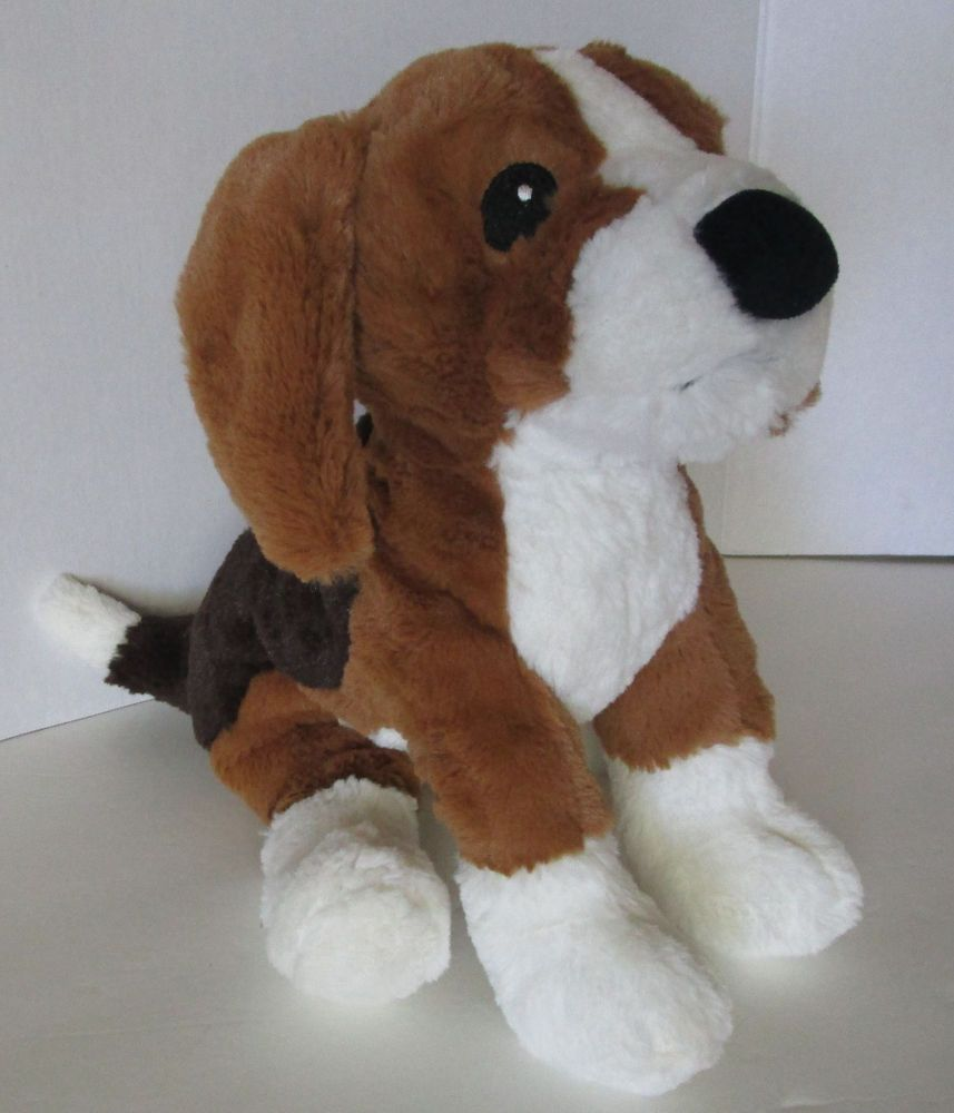 Ikea Beagle Gosig Valp Dog 13 Soft Plush Stitched Eyes Stuffed Animal Puppy Ikea Pet Puppy Animals Puppies [ 1000 x 857 Pixel ]