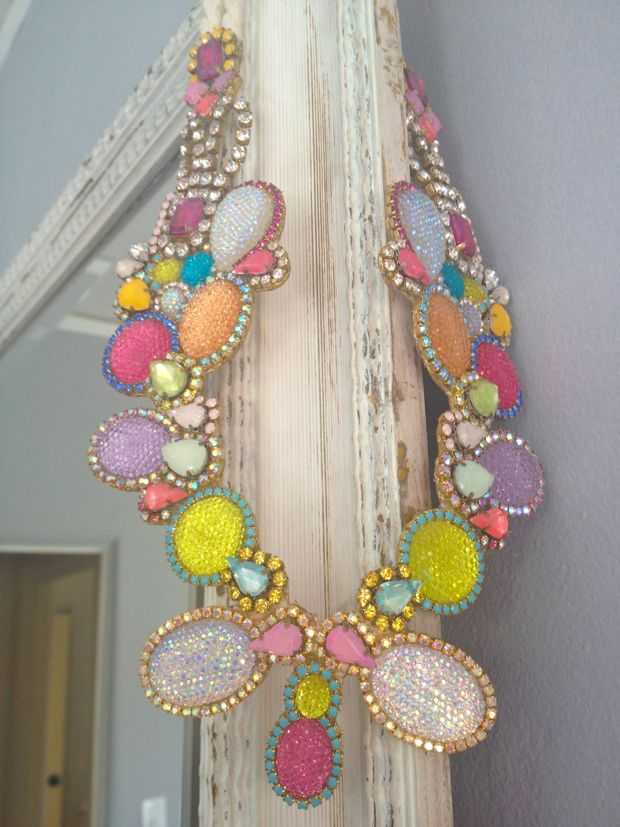 doloris petunia necklace. I WANT IT!