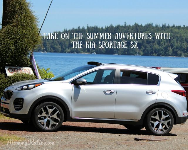 Mommy Katie: Take on the Summer Adventures with the 2016 Kia Sp...