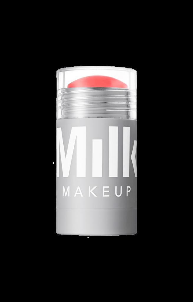 Lip + Cheek Milk makeup review, Minimalist makeup
